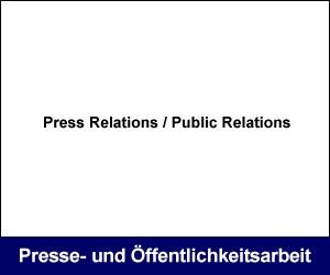 Presse- und Öffentlichkeitsarbeit